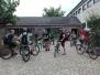 10.07.2017 7. - 8. Klassenfahrt mit dem Fahrrad