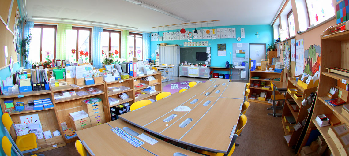 Montessori Schule Klee Klasse