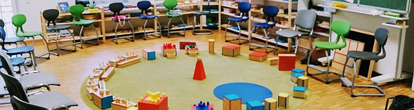 """Der """" lange Weg """" zum Montessori-Diplom"""
